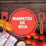Logotipo Marmitex da Rosa