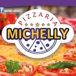 Logotipo Pizzaria Michelly