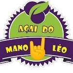 Logotipo Açaí do Mano Leo
