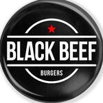 Logotipo Black Beef - Águas Claras