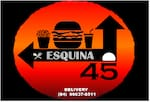 Logotipo Esquina45