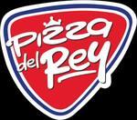 Logotipo Pizza Del Rey Jr