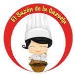 Logotipo El Sazón de la Cazuela