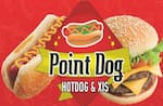 Logotipo Point Dog