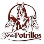 Logotipo Taqueria Los Tres Potrillos