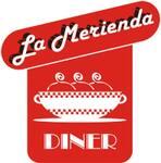 Logotipo La Merienda Diner (circunvalar)