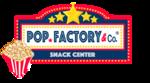Logotipo Pop Factory & Co.