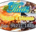Logotipo Thais Doces e Massas