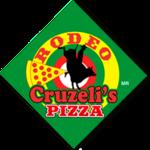Logotipo Rodeo Cruzelis Pizza San José Cuajimalpa