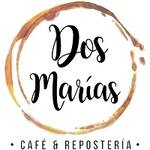 Logotipo Dos Marias Cafeteria y Reposteria