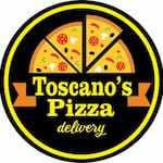 Logotipo Toscano's Pizzaria