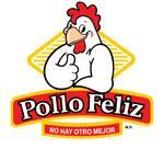Logotipo Pollo Feliz Jardin