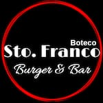 Logotipo Sto. Franco Burger & Bar