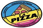 Logotipo La Pizza by Coccoloba