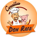 Logotipo Carnitas don Rafa