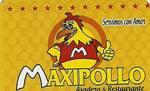 Logotipo Asadero Maxipollo