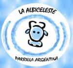 Logotipo Parrilla Albiceleste
