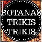 Logotipo Botanas Trikis Trikis