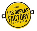 Logotipo Las Quekas Factory Suc. General Anaya