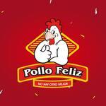 Logotipo Pollo Feliz Arboledas