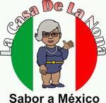 Logotipo La Casa De La Nonna