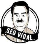 Logotipo Seu Vidal Sanduicheria