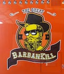 Logotipo Barbankill Burguer