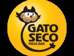 Logotipo Gato Seco Pizza Bar