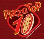 Logotipo Pizza Top 10
