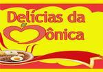 Logotipo Delicias da Monica