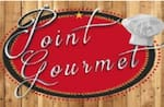 Logotipo Hamburgueria e Pastelaria Point Gourmet