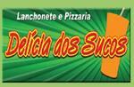 Logotipo Delicia dos Sucos