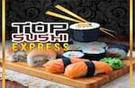 Logotipo Top Sushi Express