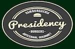 Logotipo Presidency Burgers