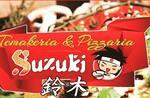 Logotipo Pizzaria e Temakeria Suzuki