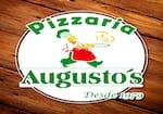 Logotipo Pizzaria Augustos