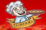 Logotipo Dereck Pizzaria