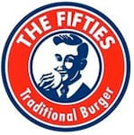 Logotipo The Fifties - Itaim Bibi