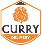 Logotipo Curry Delivery by Chef Alexandre Sharin