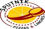 Logotipo Pizzaria e Lanchonete Sputnik
