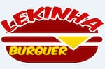 Logotipo Lekinha Burguer