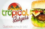 Logotipo Tropical Burguers