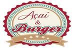 Logotipo Acai & Burger