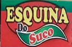 Logotipo Esquina do Suco - Manoel Reis