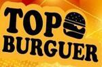 Logotipo Top Burguer