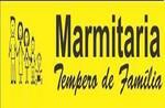 Logotipo Marmitaria Tempero de Família