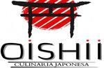 Logotipo Oishii Culinária Japonesa