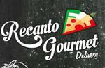 Logotipo Pizzaria Recanto Gourmet