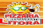 Logotipo Pizzaria E Restaurante Litoral
