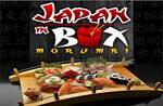 Logotipo Japa in Box Morumbi
